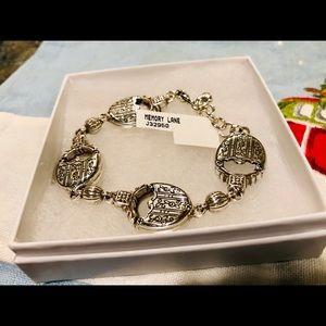 Brighton memory bracelet